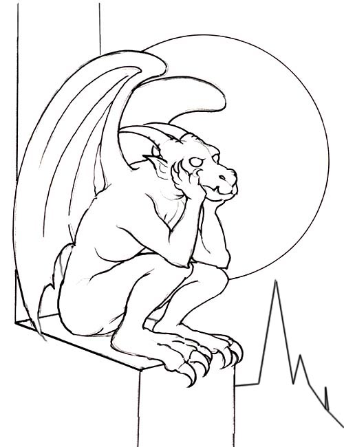 gagroil coloring pages - photo #1